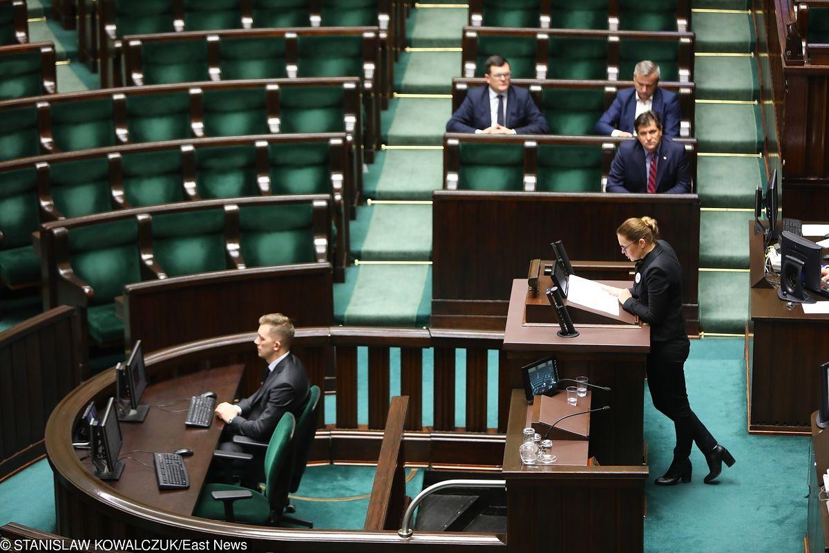 Grzegorz Wysocki: Jakie ratowanie kobiet? Totalnie skompromitowana opozycja