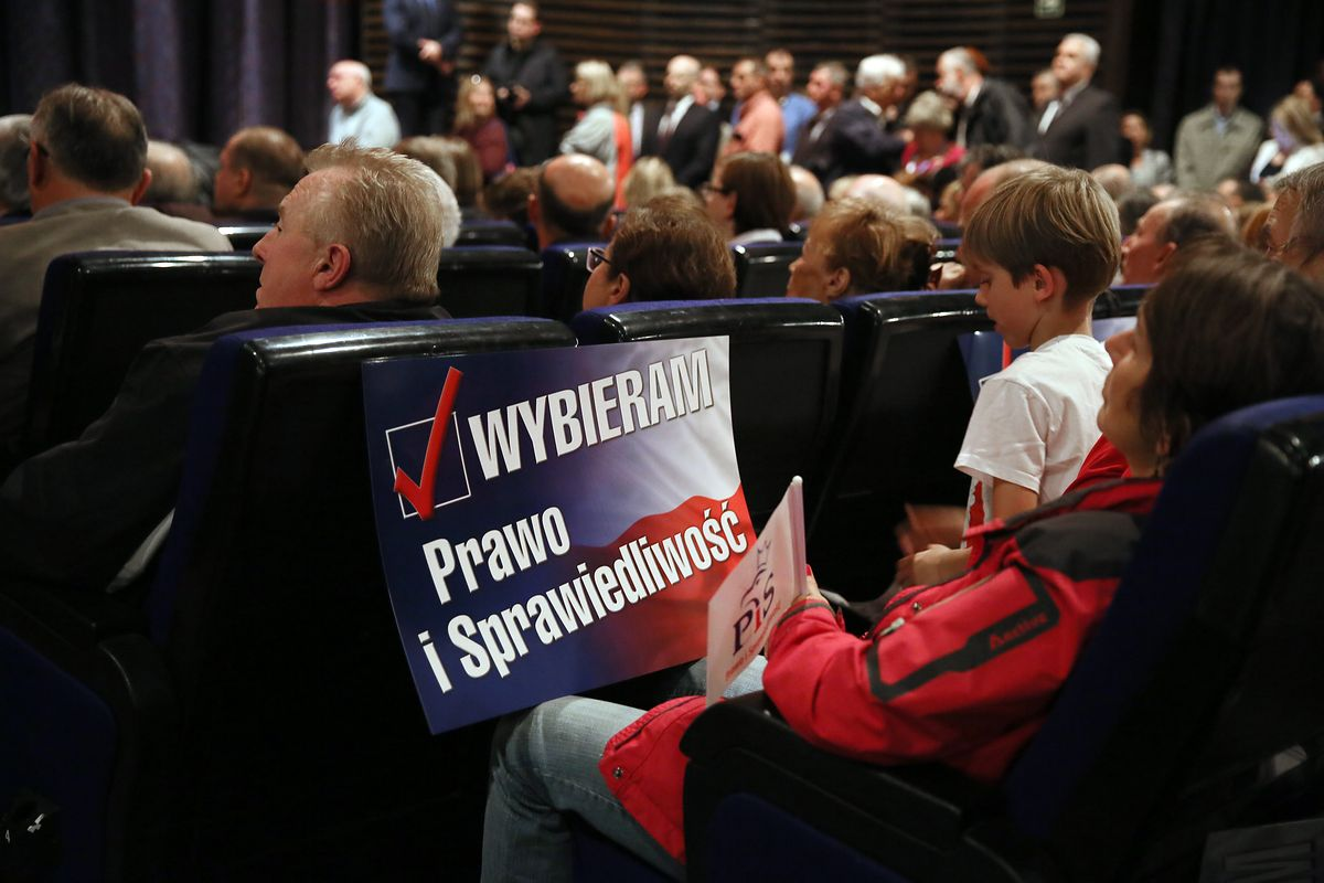 Wybory samorządowe. Badanie pokazuje poziom mobilizacji wyborców PiS