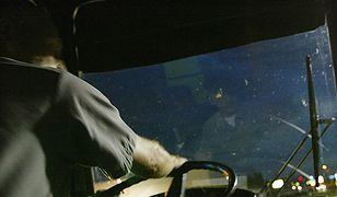 Polski kierowca martwi się o swoje bezpieczeństwo