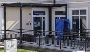 To w szpitalu w Łańcucie zmarła zarażona koronawirusem Emilia