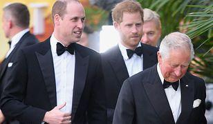 Książę Karol martwi się zachowaniem Williama i Harry'ego