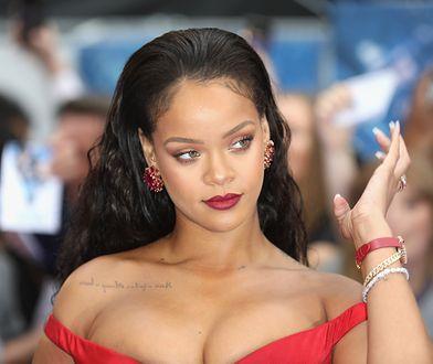 Rihanna w niecodziennym wydaniu