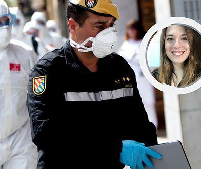 Tania Biscarri opowiada o sytuacji w Hiszpanii