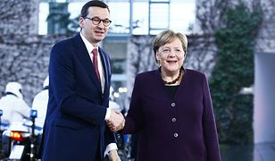 Mateusz Morawiecki rozmawiał z Angelą Merkel. Tematem unijny budżet