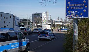 Koronawirus. Niemcy uznali część Polski za strefę ryzyka