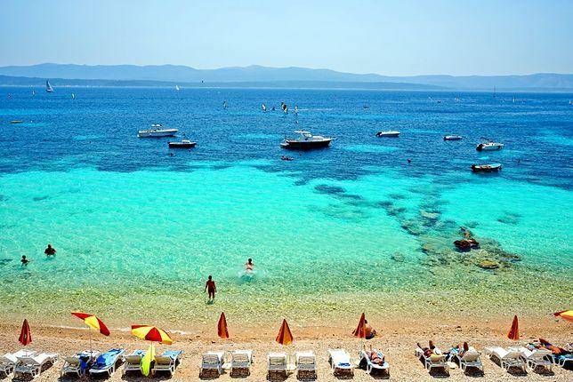 Wyspy Chorwacji - Brac