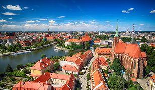 Wrocław kandyduje do tytułu najlepszego kierunku w Europie na 2018 rok