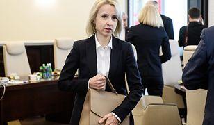 Pomysł ministerstwa finansów spotkał się z krytyką m.in. Jadwigi Emilewicz, minister przedsiębiorczości.