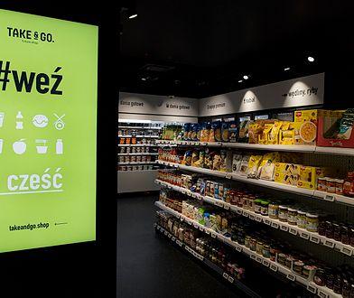 Take&Go, czyli sklep całkowicie bezobsługowy. Klienci rozpoczęli testy