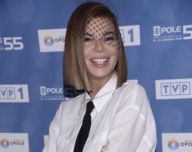 Edyta Górniak musiała zrezygnować z udziału w show