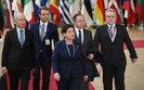 Spięcie Szydło z przywódcami krajów UE na zakończenie szczytu w Brukseli.