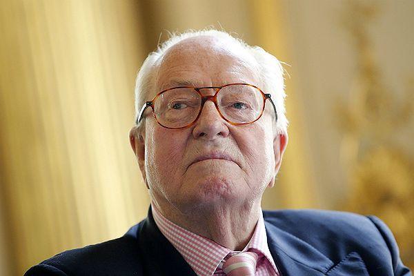 Prawicowy polityk Jean-Marie Le Pen stanie przed sądem za wypowiedzi o Holokauście