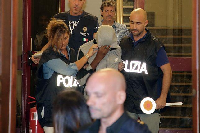 Sprawca napaści na Polaków w Rimini staje przed sądem