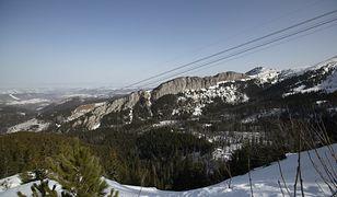 Pogoda w górach. Zamieć śnieżna i zagrożenie lawiną