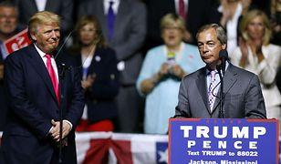 Zwycięstwo Donalda Trumpa komplikuje Brexit? Władze w Londynie obawiają się nieprzewidywalności miliardera
