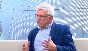 Były opozycjonista Andrzej Celiński