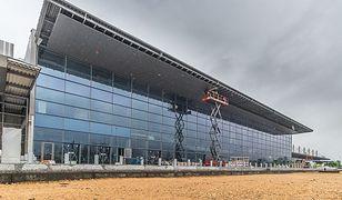 Śląsk. Koronawirus nie zatrzymał prac. Terminal B lotniska w Pyrzowicach powstaje bez zakłóceń