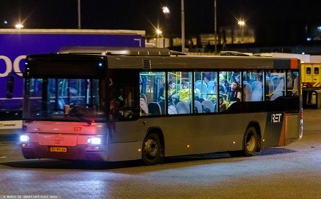 Holandia. 25 osób odkryto w kontenerze na pokładzie promu
