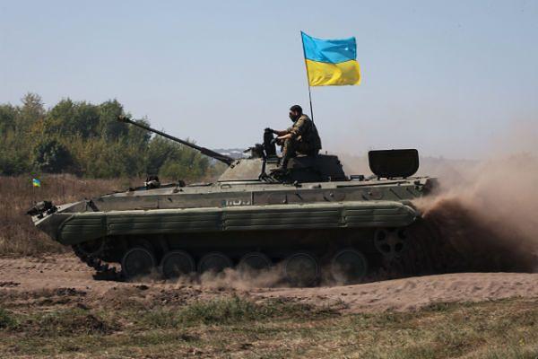 Mimo formalnego rozejmu na Ukrainie wciąż trwają walki