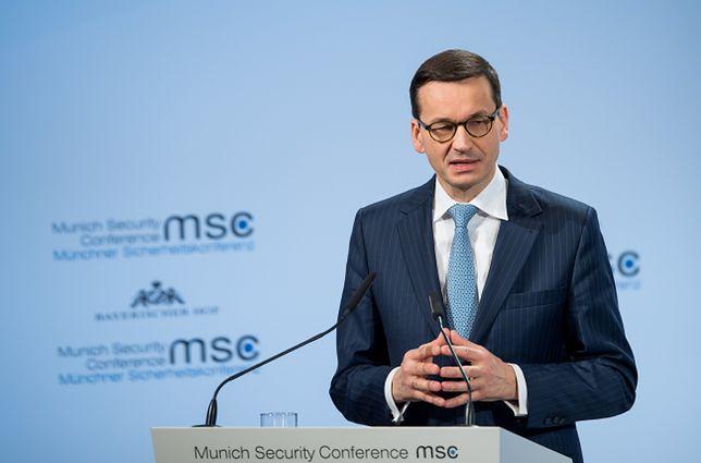 Związek Gmin Wyznaniowych Żydowskich w RP krytycznie o wypowiedzi premiera Mateusza Morawieckiego