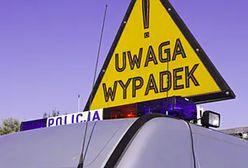 Warszawa. Karambol na S8. Zderzyło się sześć samochodów