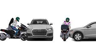 Italdesing patentuje pasy do motocykla. Mają genialne rozwiązanie