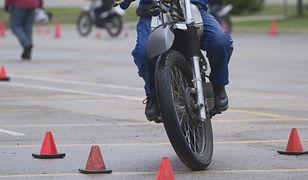 Darmowe szkolenia dla motocyklistów w Krakowie. Poćwicz na torze