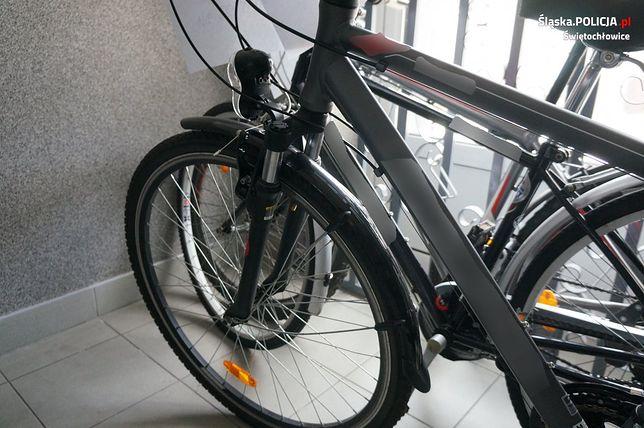 Świętochłowice. Policja odzyskała cześć skradzionych rowerów.
