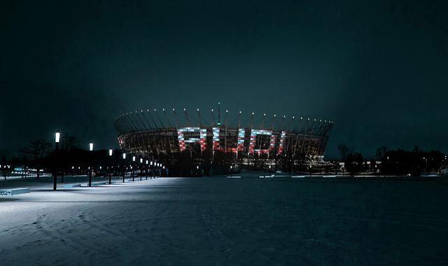 Audi na Stadionie Narodowym