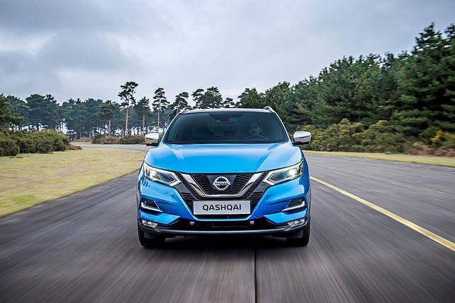 Genewa 2017: Nissan Qashqai - europejski hit z systemem autonomicznej jazdy
