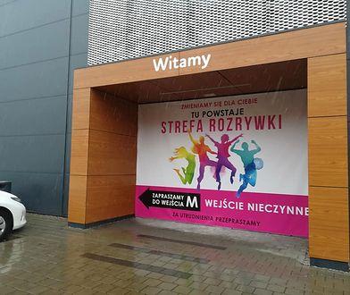 Na terenie galerii handlowej ma powstać centrum rozrywki