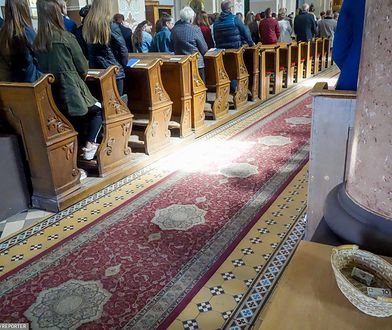 Kościelne wielkie liczenie wiernych