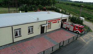 Ochotnicza Straż Pożarna w Kośminie nie może teraz wyjeżdżać do akcji ratowniczych.