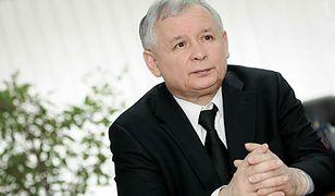 Jarosław Kaczyński podsłuchany na biznesowych negocjacjach wspomina o inwestycji kurii