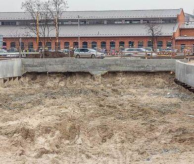 """Kolejny etap budowy tunelu w Wawrze. """"Objazdy i zmiany w komunikacji"""""""