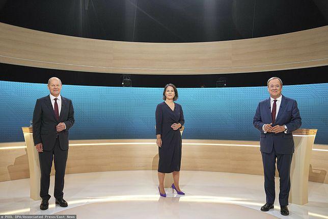 Druga debata przedwyborcza w Niemczech odbyła się w niedzielę