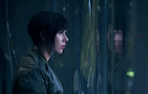 Scarlett Johansson fot. Paramount Pictures