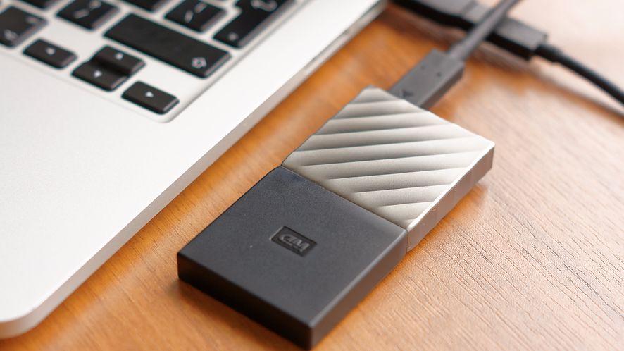 WD My Passport SSD, przenośny Super Szybki Dysk!