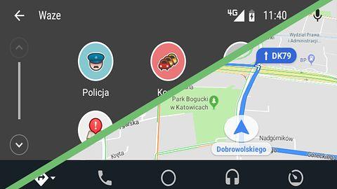 Mapy Google kontra Waze w Android Auto. Porównanie nawigacji GPS na wakacje