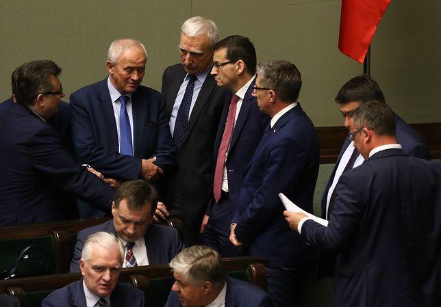 Na liście ministrów zagrożonych dymisją jest m.in. Krzysztof Jurgiel