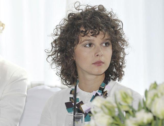 Monika Brodka z audycją w Trójce