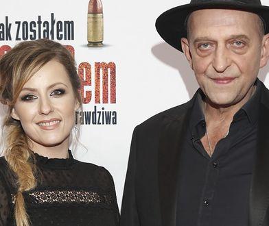 Janusz Chabior na wakacjach z żoną. Zamieścił poruszający wpis
