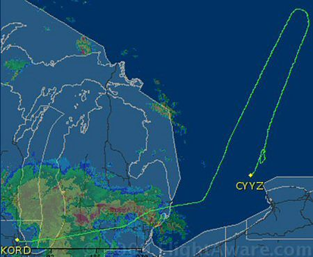 Pasażerowie LOT-u przeżyli chwile grozy -samolot spadał