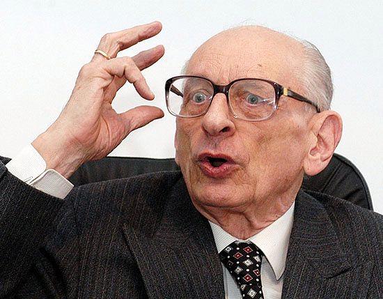 Perły i gafy z ust profesora Bartoszewskiego - zdjęcia