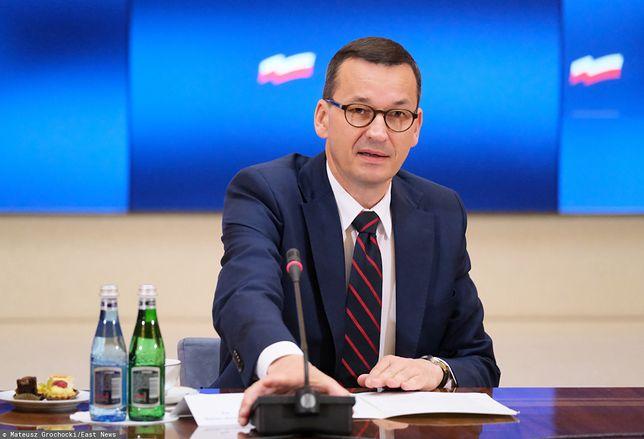 Białoruś. Mateusz Morawiecki o Radzie Koordynacyjnej