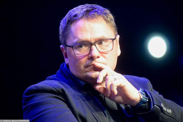 Tomasz Terlikowski w kilku wpisach odniósł się sprawy w kościele w Bełchatowie