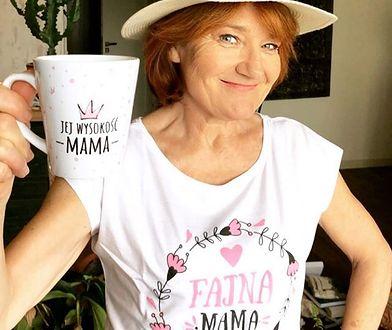 Maria Winiarska ma 67 lat. I lekkość bycia większą niż niejedna dwudziestolatka