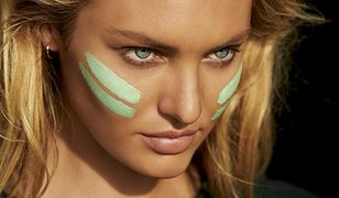 Candice Swanepoel w kampanii Biotherm