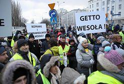 Mieszkańcy Wesołej nie chcą żyć w getcie. Złożą odwołania od rządowej decyzji