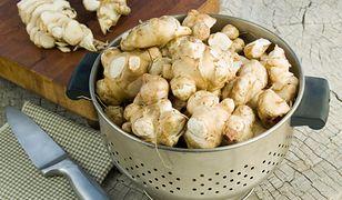 Topinambur – zapomniane warzywo wraca do łask. Bulwy pełne smaku i zdrowia